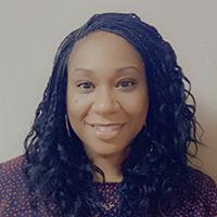 Quarticha Perkins, MSW Director of Victims Services