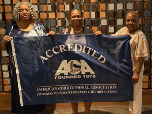 Accredtied banner.